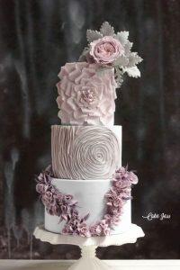 wedding cake ideas, elegant wedding cakes, wedding cake tutorials