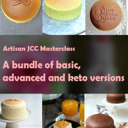 Artisan JCC Masterclass – A bundle of basic, advanced and keto versions